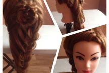 Прически / Красивые причёски: праздничные и повседневные