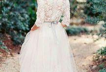 Lust-Worthy Wedding Style / From hair styles to dress ideas we have you covered! #weddinghair #wedding #weddingdresses #rings #bride #groom