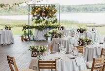 Beautiful Wedding Styling / Venue styling ideas for your big day. #wedding #reception #eventstyling #placesetting