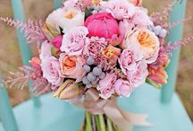 Floral Faves / Gorgeous Floral Arrangements. Which one is your favourite? #flowers #weddingflowers #wedding #bouquet
