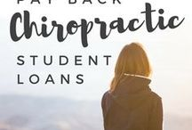 Chiropractors and Student Loans