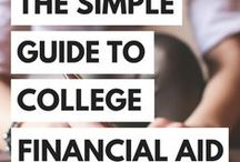 FAFSA / Free Application for Federal Student Aid, College Financial Aid, Apply for financial aid, college aid forms, FAFSA strategies