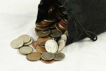 Save Money / Saving, savings accounts, how to save more money, money saving tricks and tips