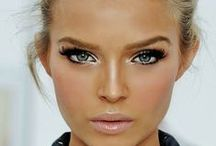 Makeup  Hair / by Krystal Charlton Orchard