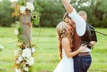 And They Lived Happily Ever After / My Dream Wedding Ideas Begin.. / by Kelsey Wattel