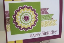 Stampin' Up / by Lisa Stefl - Stampin' Up Demonstrator