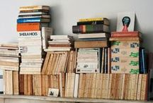 Inspiration // Books!