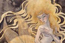 Mermaids / by Kathy G