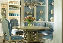 Breakfast Nook / by Cathy Donaldson