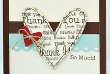 Cards: Heartfelt Thanks