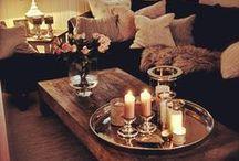 Living Room / by April Eddleman