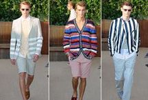 Men's Fashion / A collection of photos featuring CFDA Menswear Designers. / by CFDA