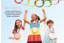Olympic Games / by April Eddleman