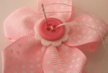 Flowers: Ribbon, Ric-Rac, Lace,Twine
