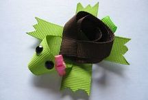 Hair Bows / by Jessica Chandler