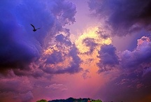 In the sky / by Claudette Leblanc