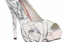 Shoes. / Shoes shoes shoes... <3