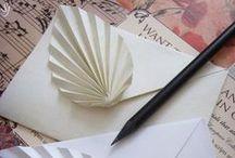 Cards: Fancy Folds