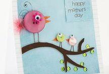 Cards: Birds & Butterflies