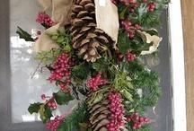 Christmas: Pinecones
