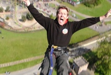 Bungee Jumping! / The Ultimate Plunge at Lightwater Valley courtesy of the UK Bungee Club...