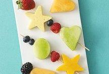 Healthy Kid Snacks / by Akane @ Juggling With Kids