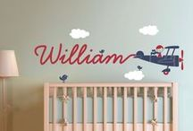 Kid's Room/Playroom / baby nursery, kids room/playroom ideas / by Courtney Scarbin