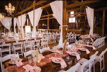 The Barn at Hidden Acres Wedding Venue / rustic wedding venue barn country setting for weddings