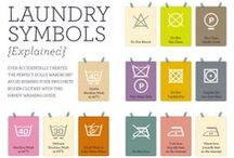 Loads of Fun / laundry room ideas, stain removal tips, etc. / by Courtney Scarbin