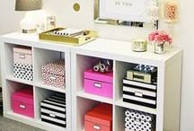 Storage Wars / shelves & other means of storage / by Courtney Scarbin