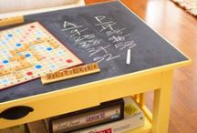 Odds & End(table)s / dining room tables, dressers, end tables & more / by Courtney Scarbin