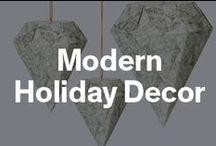 Modern Holiday Decor / by Dwell