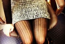 Leggings, Stockings & Tights / by Courtney Scarbin
