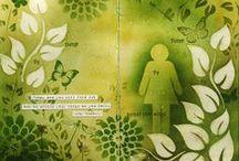 Creativity ~ Art Journaling/Journaling / #art #journal #projectlife #zentangle #gratitude / by Belinda Witzenhausen