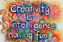 Creativity ~ Igniting the spark! / by Belinda Witzenhausen