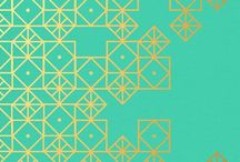 Shape Up. / ...great designs for a geometrical world.  / by Brittany Prewitt