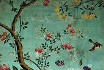 Chinese Floral Designs