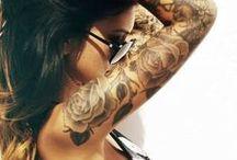 Tattoo inspirations & Ideas...