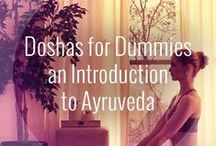 Health & Wellbeing ~ Ayurvedic Principles / Information on #Ayurvedia