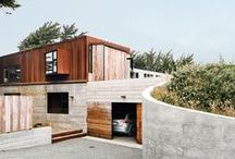 Garage / The modern garage can be more than a mere storage space or a place to house your car—it can just as likely accomodate family activities or serve as an exterior design element. Whether attached or stand-alone, used as a workshop or converted into a studio, there is no single way to define its use. The inspired examples below are a testament to the range and diversity of the modern garage.
