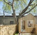 Shed & Studio / If you have ever considered building a modern shed or studio in the backyard, you'll appreciate the projects below, which prove that small spaces can deliver a big impact. Transform this often dormant space into a family room, hobby studio, or meditation room. Give the humble backyard shed a chance to shine—forge an opportunity for better living or enhanced storage.