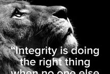 Mana/integrity
