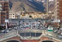 A foreigner in Iran / A photo guide of real places to see and explore in Iran
