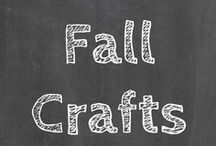 Fall Crafts / createwithme21.wordpress.com/