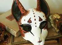 #Japanese #Masks.