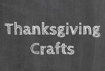 Thanksgiving Crafts / createwithme21.wordpress.com/