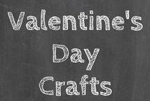 Valentine's Day Crafts / createwithme21.wordpress.com/