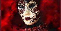 #Masks of #Venice.