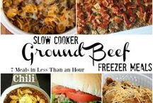 Slow Cooker Ground Beef Recipes