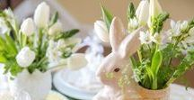 Easter / Easter| Easter Crafts, Easter Ideas, Easter Basket Ideas, Easter Decorations
